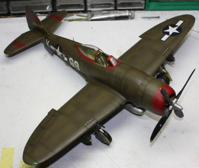 P 47 D Hasegawa 1/32 P47D157