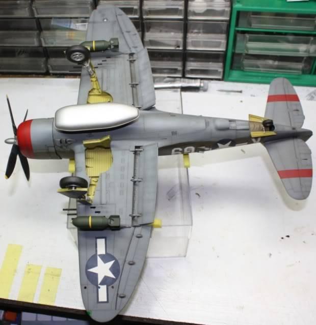 P 47 D Hasegawa 1/32 P47D159