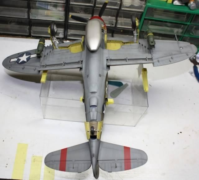 P 47 D Hasegawa 1/32 P47D160