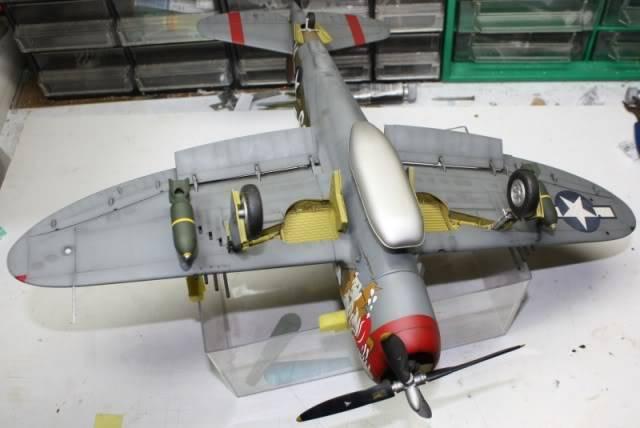 P 47 D Hasegawa 1/32 P47D161