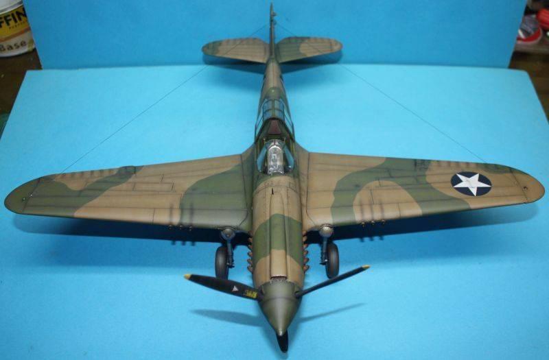 P-40 E Hasegawa 1/32 P-40E%20200