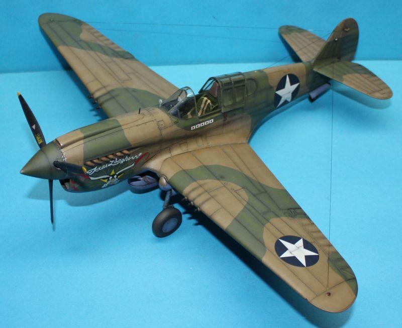 P-40 E Hasegawa 1/32 P-40E%20201