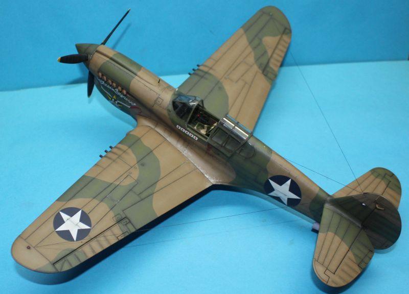 P-40 E Hasegawa 1/32 P-40E%20202