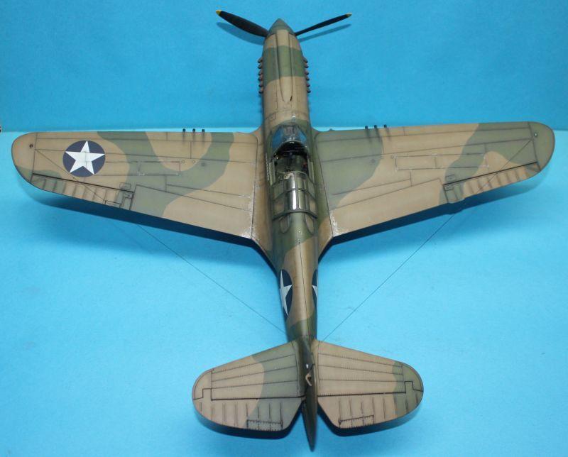 P-40 E Hasegawa 1/32 P-40E%20203