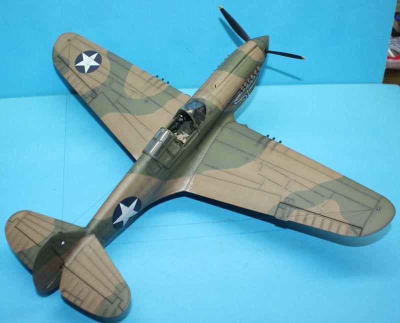 P-40 E Hasegawa 1/32 P-40E%20204