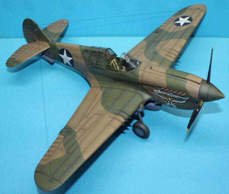 P-40 E Hasegawa 1/32 P-40E%20205