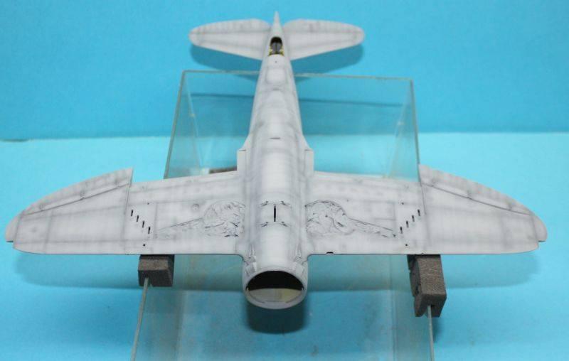 P-47 D Razorback Tamiya 1/48 P-47D059