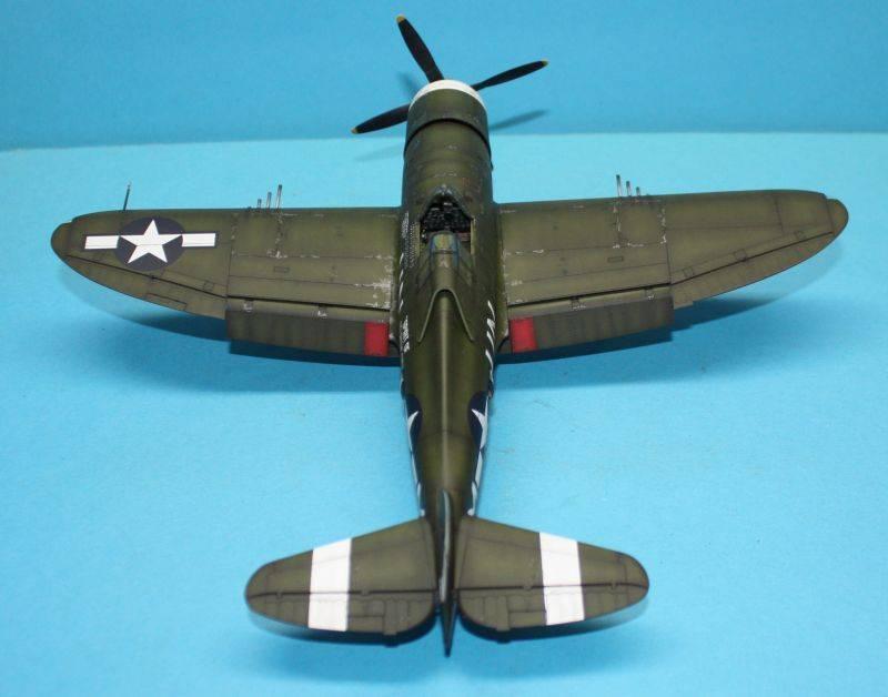 P-47 D Razorback Tamiya 1/48 P-47D167