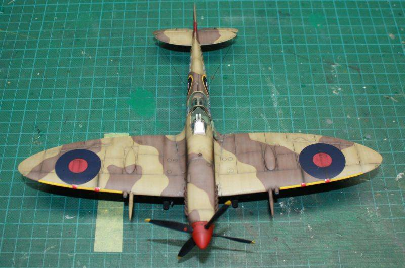 Spitfire Mk IX Early Version Spit160