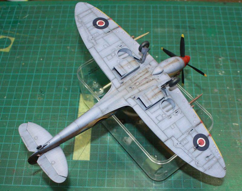 Spitfire Mk IX Early Version Spit162