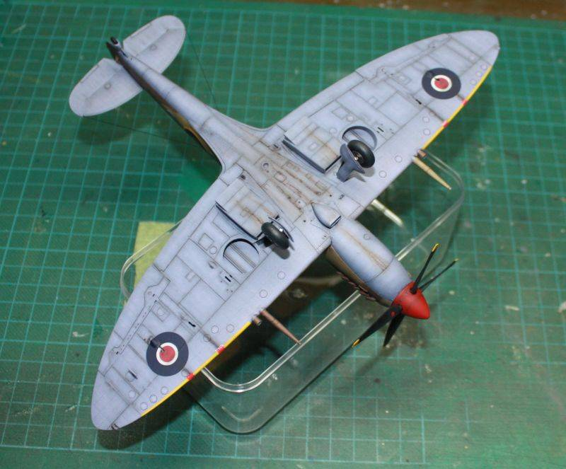 Spitfire Mk IX Early Version Spit163
