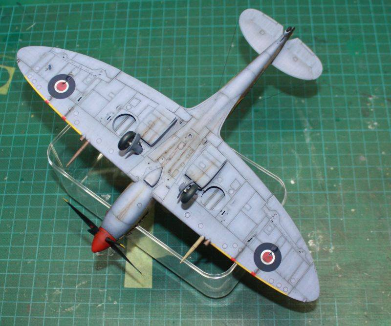 Spitfire Mk IX Early Version Spit164