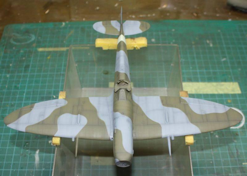 Spitfire Mk IX Eduard 1/48 SpitfireMKIX116