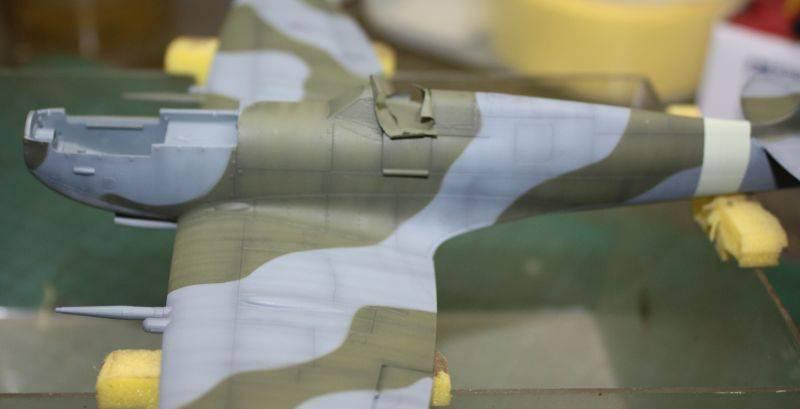 Spitfire Mk IX Eduard 1/48 SpitfireMKIX123