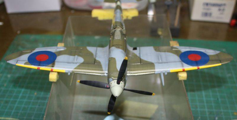 Spitfire Mk IX Eduard 1/48 SpitfireMKIX157