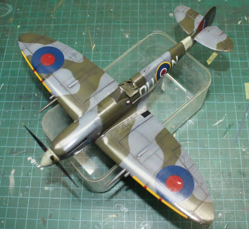 Spitfire Mk IX Eduard 1/48 SpitfireMKIX170