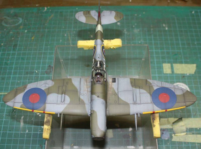Spitfire Mk IX Eduard 1/48 SpitfireMKIX179