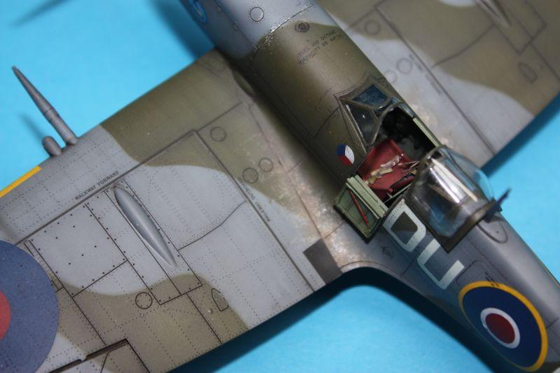 Spitfire Mk IX c 1/48 Eduard SpitfireMKIX202