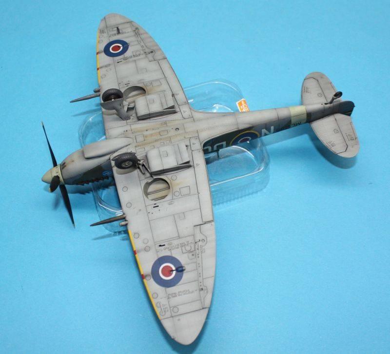 Spitfire Mk IX c 1/48 Eduard SpitfireMKIX206