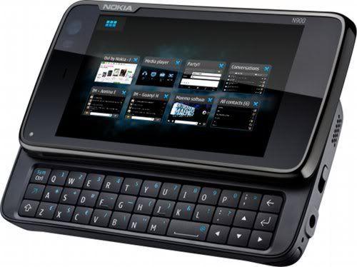 -Celulares Nokia-N900-QWERTY