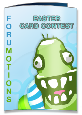 Easter Graphic Competition Cardcontest-1