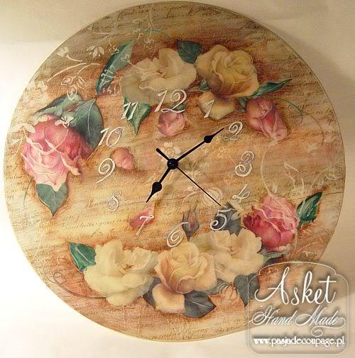 Шикарные работы в галерее Аскет (часы,светильники,вазы) 621