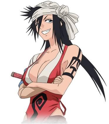 Quina noia de Bleach és la més sexy?? - Página 2 KuukakuShiba
