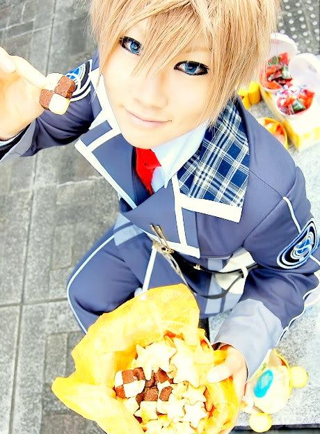 Starry Sky cosplay SuzuyaTohzuki-2