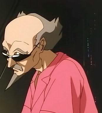 Sensei Emiya (not finished) OldManHowardGundamWing