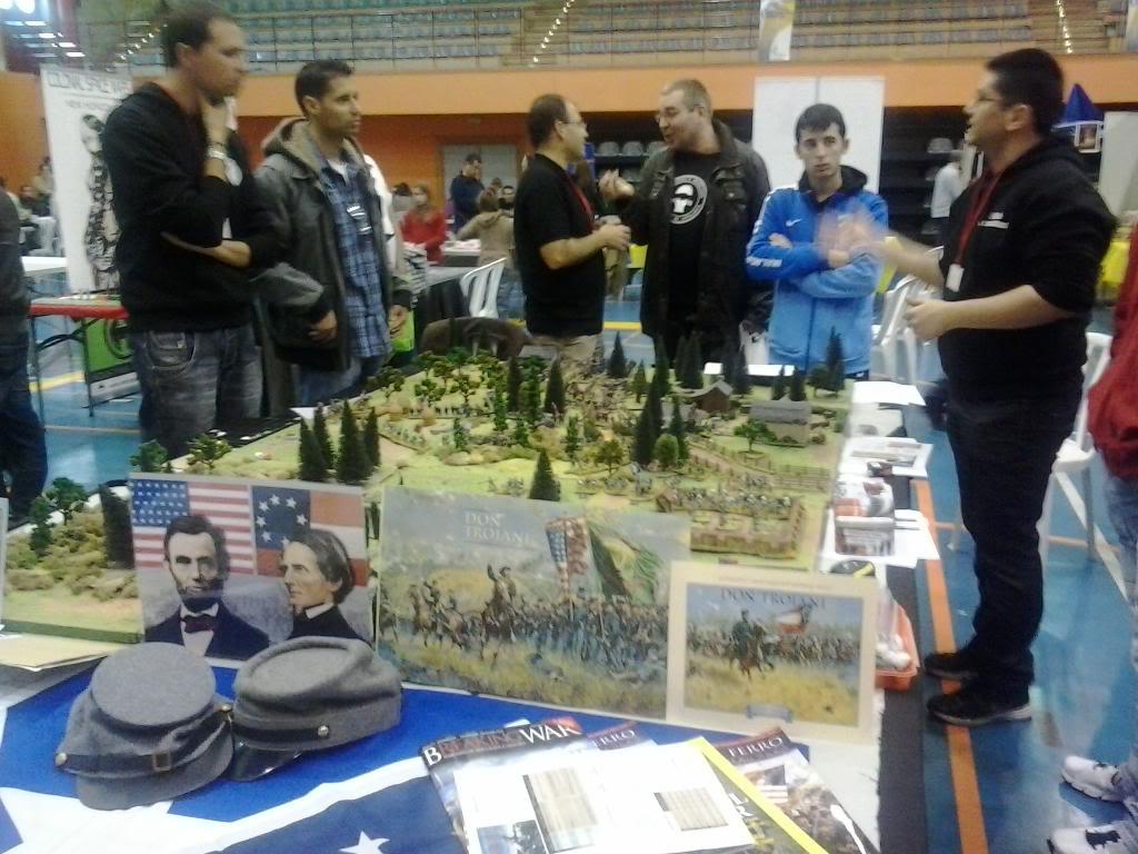 Wargames Hispania. Alhaurín de la Torre 2013. 2013-12-07131514