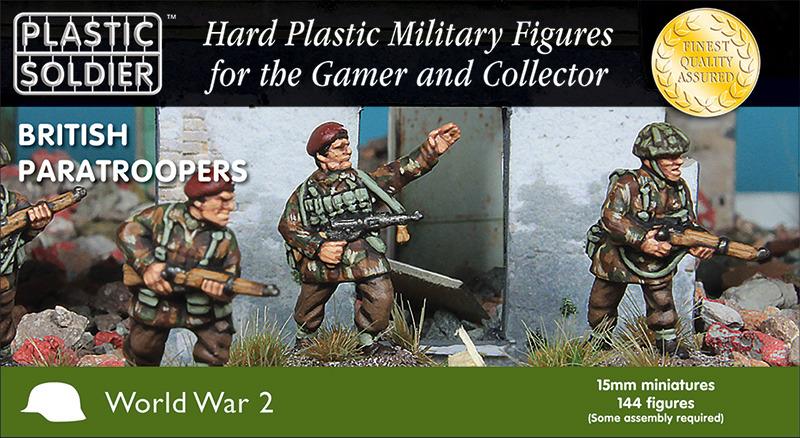 Novedades de Plastic Soldier British-1