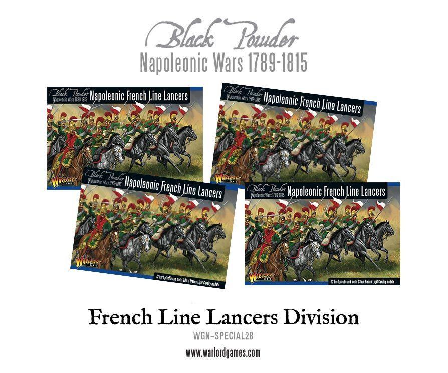 Lanceros al servicio del Emperador Lanceros