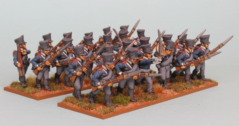 Novedades de Front Rank Fusileros%20prusioanos%203