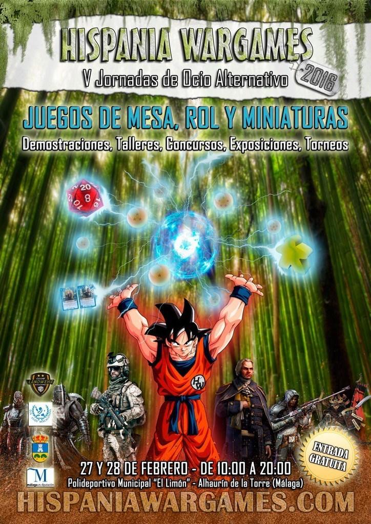Hispania Wargames 2016 Cartel-hispania-wargames-2016