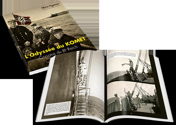 Libro sobre el buque corsario Komet 1zuzh1mtfe