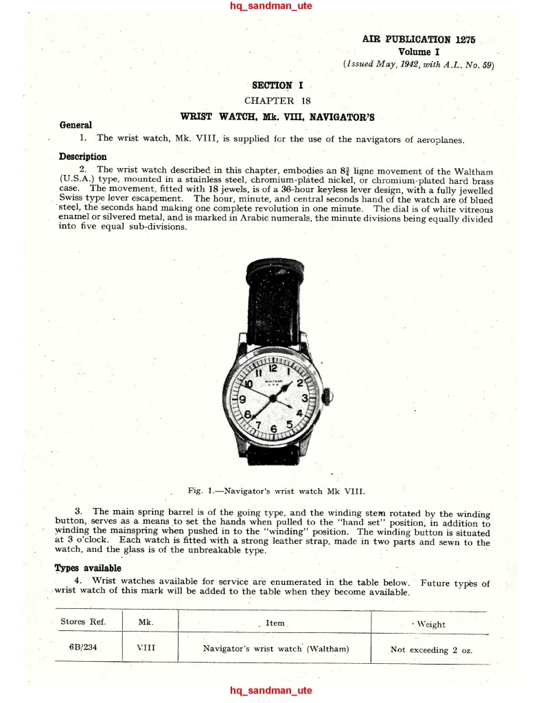 Breitling - Breitling militaire? Ap1275may1942