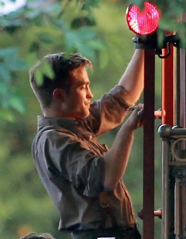 Water for Elephants : Photos  + Vidéos du tournage... - Page 4 7-1