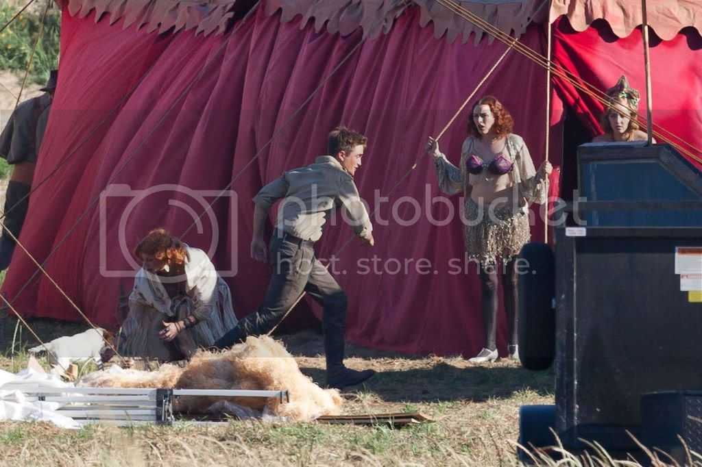 Water for Elephants : Photos  + Vidéos du tournage... - Page 6 Wfe_july7th_002