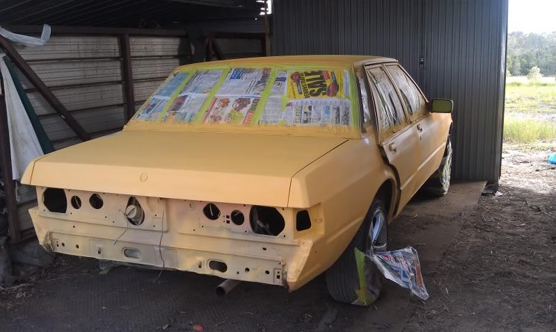 BF Powered XF Race Car IMAG0242