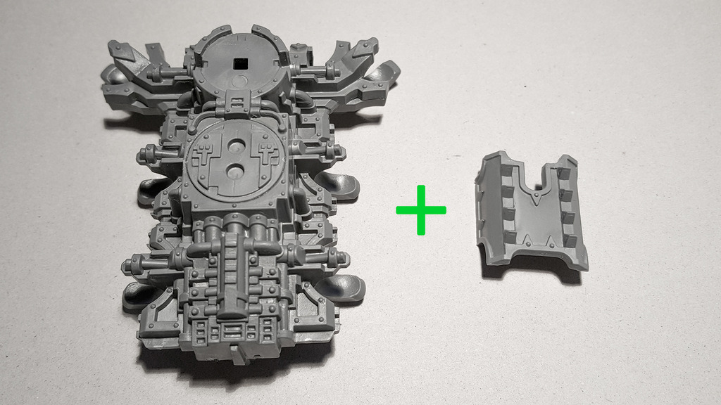 [TUTO] Conversion Defiler/Soulgrinder en Scorpion du chaos 03
