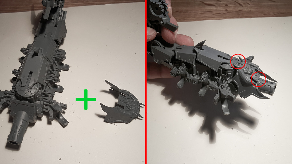 [TUTO] Conversion Defiler/Soulgrinder en Scorpion du chaos 27