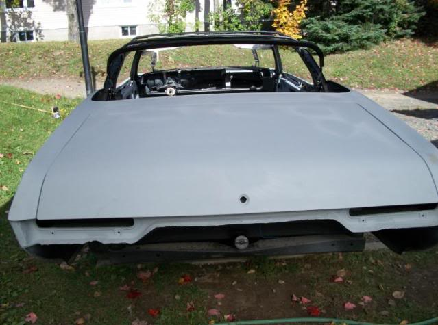 1968 Oldsmobile Cutlass Cabriolet projet Photo1