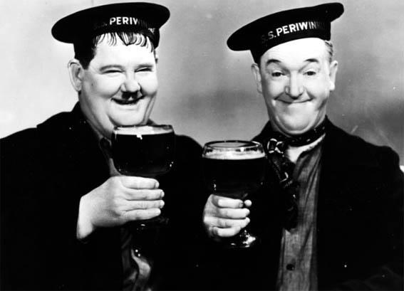Laurel et Hardy 100