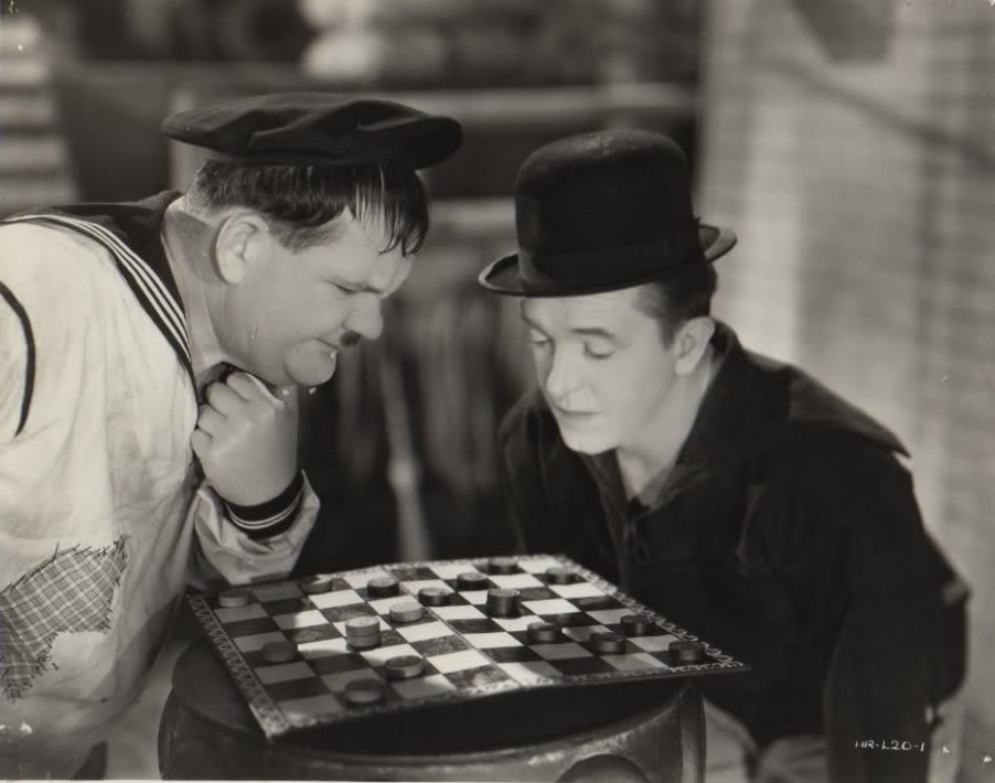 Laurel et Hardy TheLiveGhost04