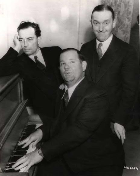 Laurel et Hardy Candid3