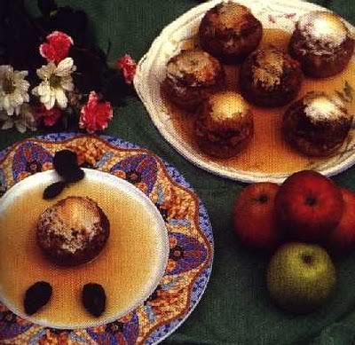 Recetas Afrodisiacas. Manzanas