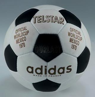 Balones con Historia de Mundiales 1