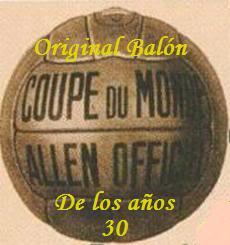 Balones con Historia de Mundiales 19