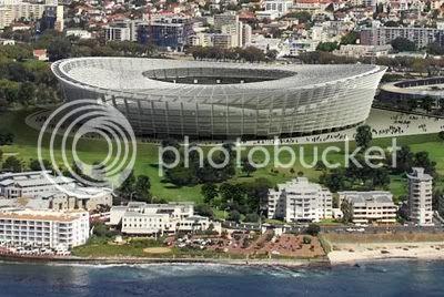 Estadios del Mundial 2010 32