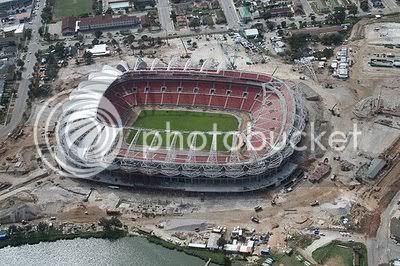 Estadios del Mundial 2010 34